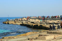 Alexandria in Egypt Royalty Free Stock Photography
