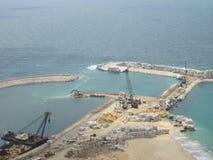 Alexandria Egypten Arkivfoto