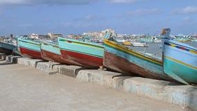 Alexandria Harbour Egypt images libres de droits