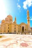 alexandria meczet Zdjęcia Royalty Free