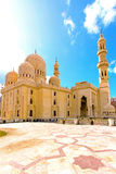 Alexandria mosque Royalty Free Stock Photos