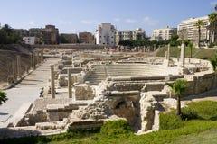 Alexandria roman theater Royalty Free Stock Image