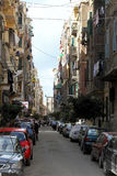 Alexandria streets Stock Photo