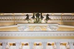 Alexandrinsky Theatre. Royalty Free Stock Photos