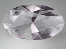 Alexandrite gemstone Royalty Free Stock Photography