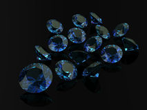 Alexandrite Stock Photo