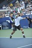Alexandro Falla at US Open 2010 (6) Royalty Free Stock Image