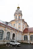 Alexandro-Nevskay Lavra in St.Peterburg Royalty Free Stock Photo
