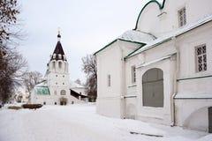 Alexandrov kremlin Stock Photography