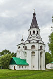 Alexandrov Kremlin, Russia Royalty Free Stock Photography