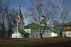 Alexandrov. Rússia. Fotografia de Stock