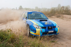 Alexandrov Rally Royalty Free Stock Photos