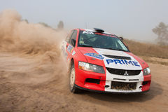 Alexandrov Rally Royalty Free Stock Photography