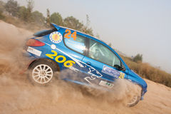 Alexandrov Rally Royalty Free Stock Images