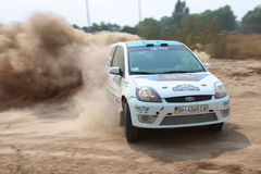 Alexandrov Rally Stock Photography