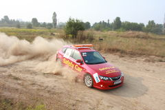 Alexandrov Rally Stock Image