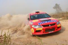 Alexandrov Rally Stock Photo