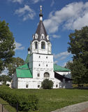 Alexandrovskaya Sloboda: Bell-tower of Intercession Church Royalty Free Stock Photo