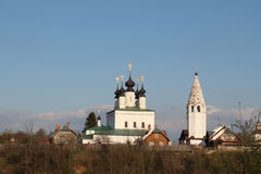 Alexandrovsky monastery Stock Images