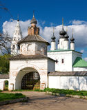 Alexandrovsky monastery in Suzdal, Russia Royalty Free Stock Photos