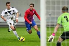 Médias de FC Steaua Bucarest FC Gaz Metan Photos stock