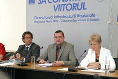 Alexandru Farcas. Romanian former Secretary of State in MAI Stock Photos