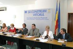 Alexandru Farcas. Romanian former Secretary of State in MAI Royalty Free Stock Photo