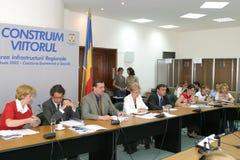 Alexandru Farcas. Romanian former Secretary of State in MAI Royalty Free Stock Photos