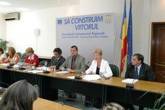 Alexandru Farcas. Romanian former Secretary of State in MAI Stock Image