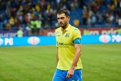 Alexandru Gatcan del FC Rostov desanimado imagenes de archivo