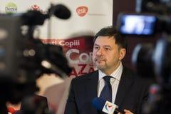 Alexandru Rafila zdjęcie royalty free