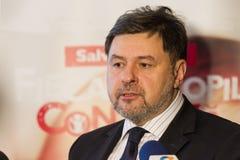 Alexandru Rafila Royalty Free Stock Photo