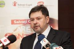 Alexandru Rafila Stock Images