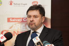 Alexandru Rafila obraz royalty free