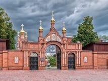 Alexeevsky klasztor Obrazy Royalty Free