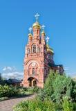 Alexeevskyklooster Royalty-vrije Stock Foto