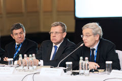 Alexei Kudrin Royalty Free Stock Image
