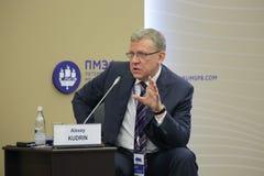 Alexei Kudrin Stock Image