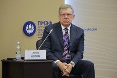 Alexei Kudrin Royalty Free Stock Photo