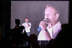 Alexei Navalny Fotografia Stock Libera da Diritti