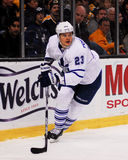 Alexei Ponikarovsky, Toronto Maple Leafs Imagens de Stock Royalty Free