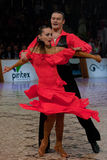 Alexei Silde en Anna Firstova Royalty-vrije Stock Fotografie
