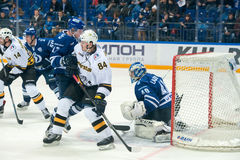 Alexei Ugarov 84 på hockeyleken Royaltyfri Foto
