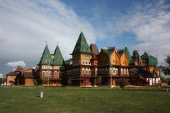 alexeimikhailovichmoscow slott tsar russia Arkivbild