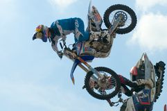Alexey Kolesnikov and Daniel Bodin Stock Photos