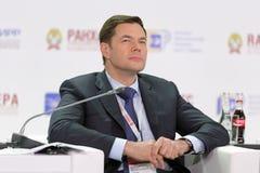 Alexey Mordashov Stock Image