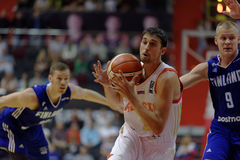 Alexey Shved, Russia in action