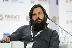 Alexey Vasilievich Vasilchuk Stock Image