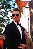 Alexey Vorobyov at XXXVI Moscow International Film Festival Stock Image