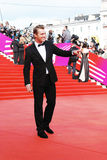 Alexey Vorobyov at XXXVI Moscow International Film Festival Royalty Free Stock Photography